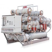 Gas-insulated switchgear ELK-3 C up to 420 kV