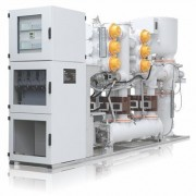 Gas-insulated switchgear ELK-04 C up to 145 kV