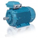 IE2 Cast Iron Motors 3GBP319221-BDG