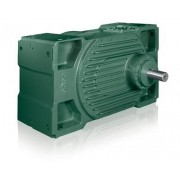 Large offset parallel gearbox - Magnagear